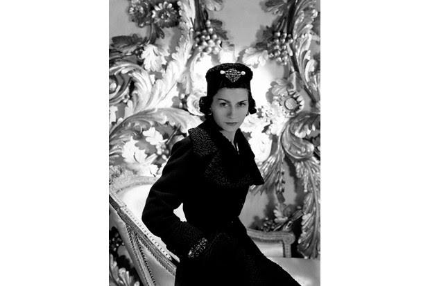 Coco Chanel. (Photo by Horst P. Horst/Condé Nast via Getty Images)