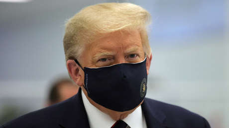 El médico de Trump revela el tratamiento del presidente contra el covid-19