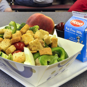 student success starts with healthy meals