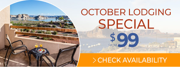 OCTOBER LODGING SPECIAL FROM $99/NIGHT - check availability