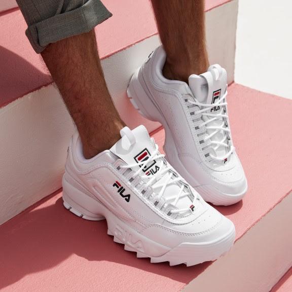 Cipők fesztiválozóknak - Férfi sneakers cipők