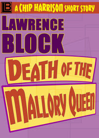 Cover_Death of the Mallory Queen