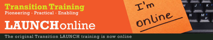 training banner ad