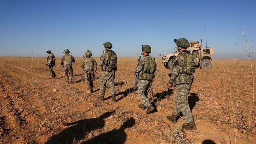 Se desata la furia en Washington tras el anuncio del retiro de tropas estadounidenses de Siria