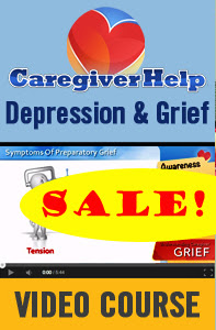 Caregiver-Depression- -Grie