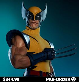 Marvel Comics Wolverine 1/6 Scale Figure