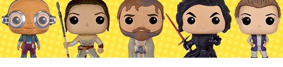 POP! STAR WARS EPISODE VII