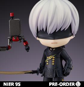 NieR: Automata Nendoroid No.1576 9S (YoRHa No.9 Type S)