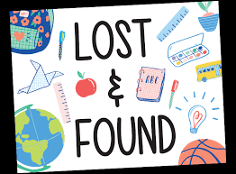 Printable - Lost and Found Sign - Fellowes®