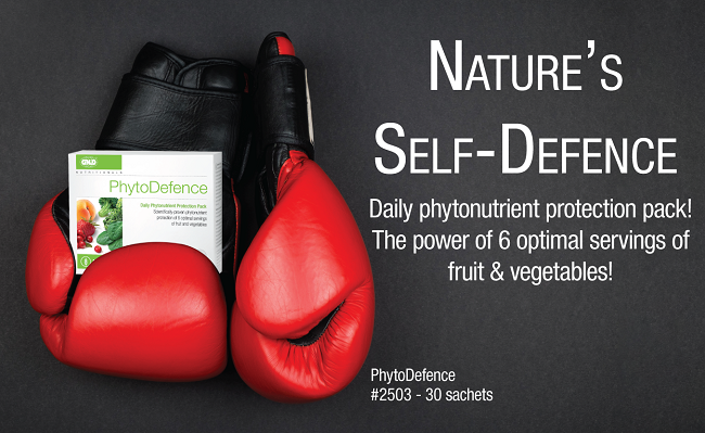 Nature's Self-Defence