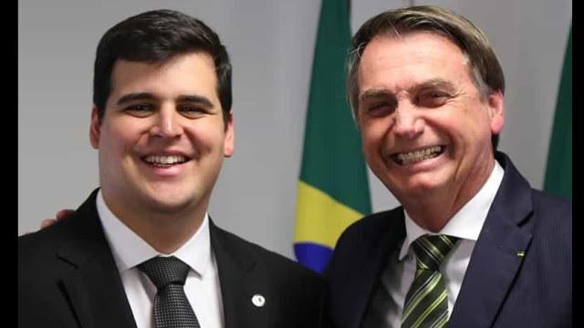 Bruno Engler fecha com Bolsonaro e afirma que BH será parceira da União