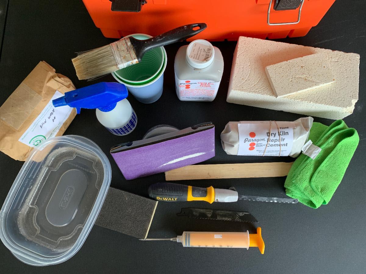 Firebrick Repair Toolbox