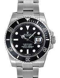 Submariner Date Black Dial Ceramic Bezel Men's Watch 116610LN