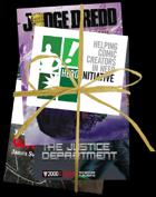 Judge Dredd Hero Bundle