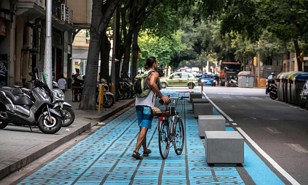 How Barcelona is democratising public space