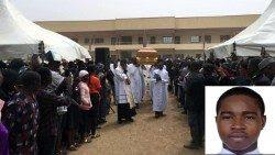 Nigéria : Funérailles du jeune séminariste assassiné