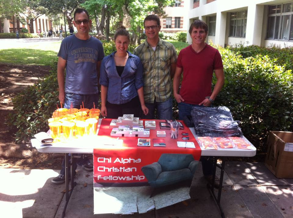 Outreach Table