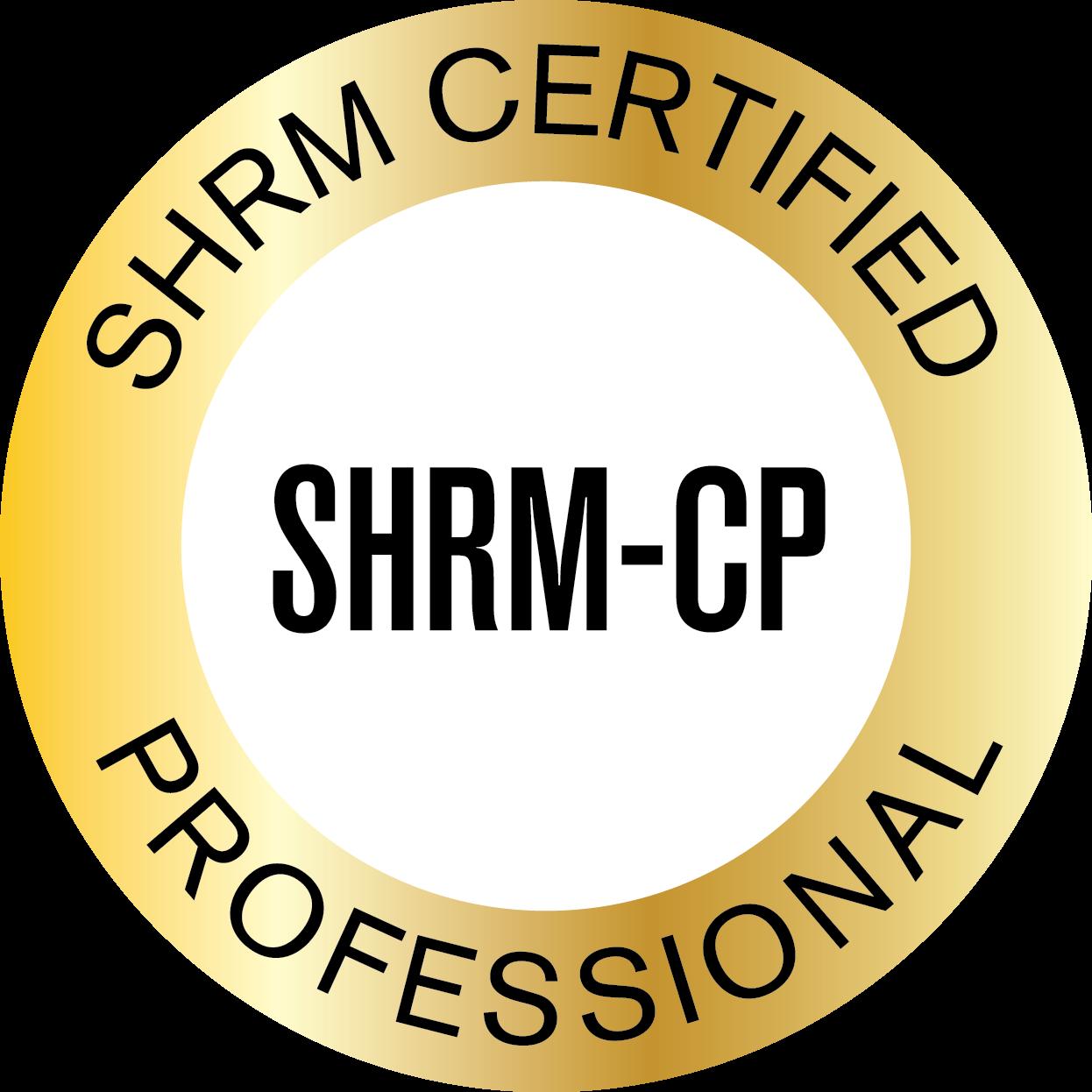 Image result for SHRM-CP Logo