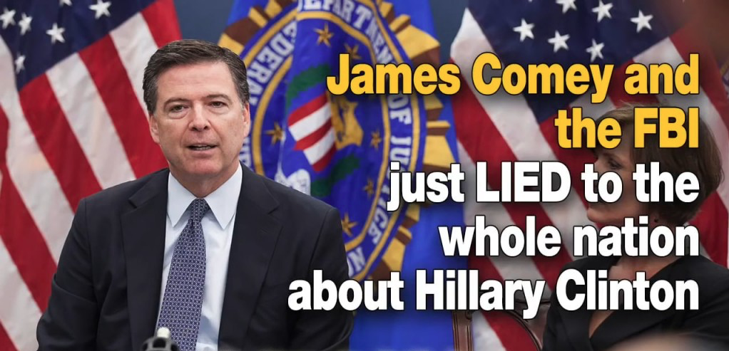 Comey Conspiracy Blows Up Even Bigger! And It's Not What You Think!
