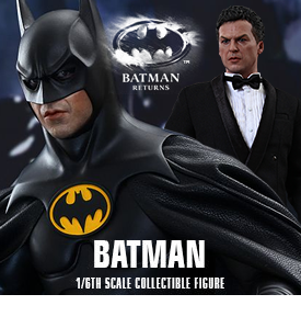 MOVIE MASTERPIECE BATMAN RETURNS BATMAN AND BRUCE WAYNE