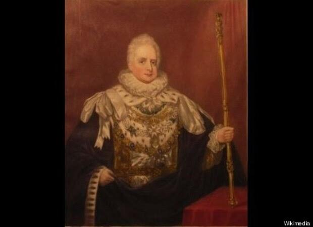regele William IV