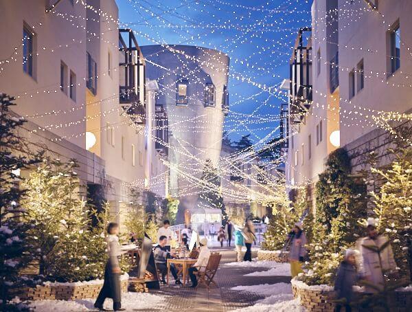 【リゾナーレ八ヶ岳】寒さを忘れて冬を遊び尽くすイベント「スノーリゾートタウン」登場