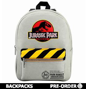 Jurassic Park Ranger Mini Backpack