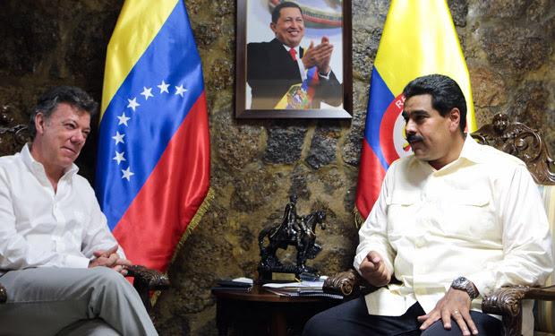 CONFLICTO COLOMBIA-VENEZUELA: Presidentes Maduro y Santos se reunirán el próximo lunes en Quito