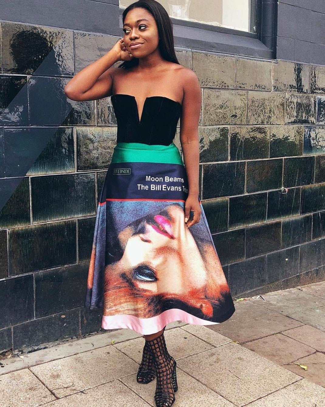 Learn valuable tips from influencer and fashion blogger Fisayo Longe who has grown her own platform organically