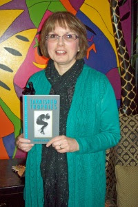 Debbie Okun Hill launches her book Tarnished Trophies (Black Moss Press, 2014)