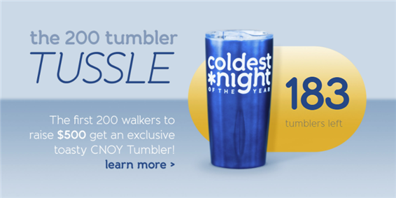 The 200 Tumbler Tussle