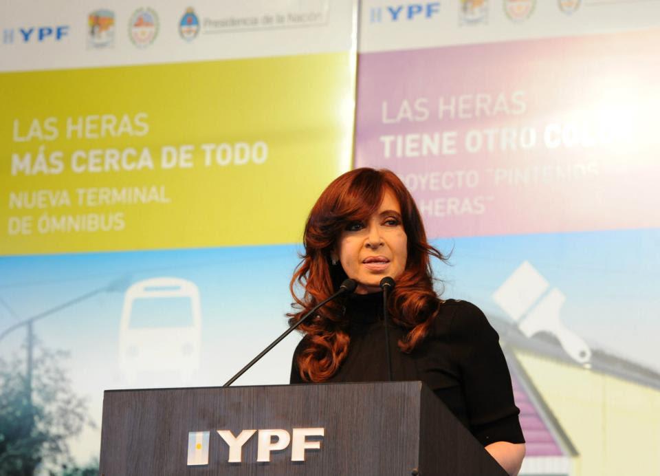 ARGENTINA: «Pretenden instalar un clima para llevar a cabo políticas de ajuste que hicieron bolsa el País»