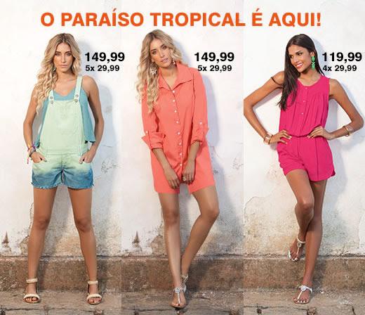 Preview Alto Verão | O paraíso tropical é aqui!