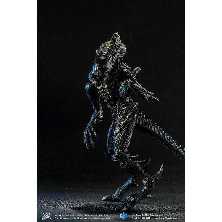Image of Aliens: Colonial Marines - 1:18 Scale Xenomorph Raven Scale Action Figure
