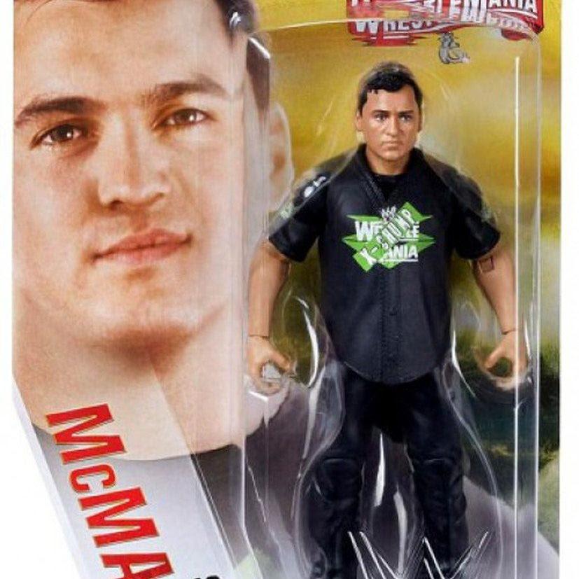 Image of WWE Wrestlemania Basic Action Figure Series - Shane McMahon (Wrestlemania 15)