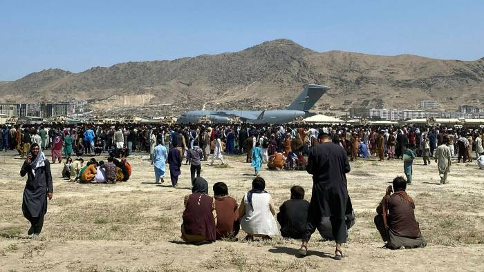 The Pentagon ordered these airlines to help with the evacuations in Afghanistan