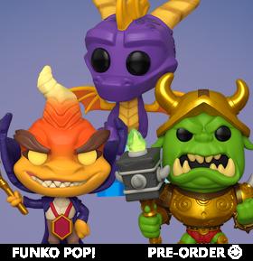 NEW FUNKO POP!, PEZ, ACTION FIGURES, & MORE