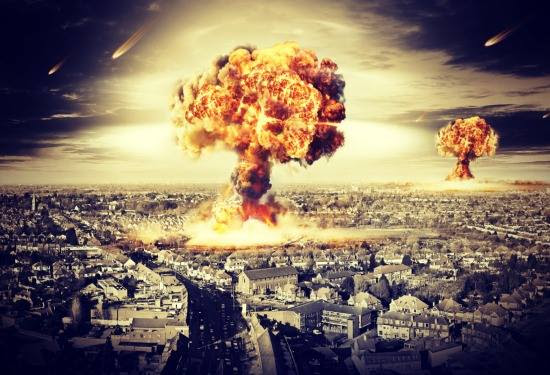 The World Lines up for Armageddon: Multiple Countries Now Preparing for Nuclear and World War