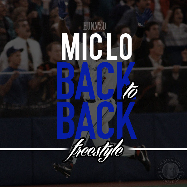 Mic Lo - Back to Back
