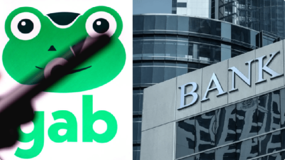 Gab's Torba Looking Into 'Buying Our Own Bank' After 4th Bank Ban In 4 Weeks Image-130