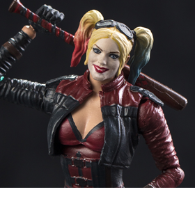 Injustice 2 Harley Quinn 1/18 Scale Figure