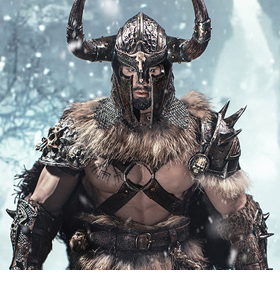 Barbarian Soul 1/6 Scale Figure