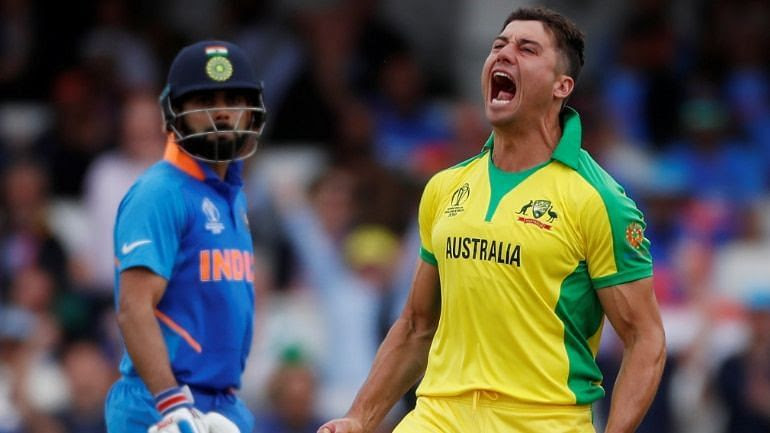 Marcus Stoinis had taken a stunning catch to dismiss MS Dhoni