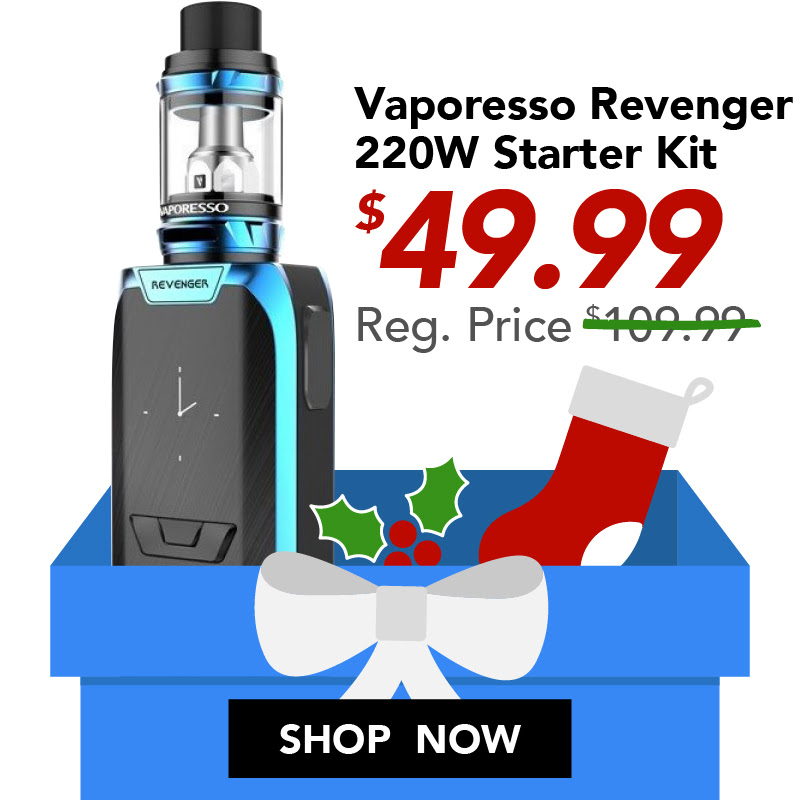 Vaporesso Revenger 220W Starter Kit