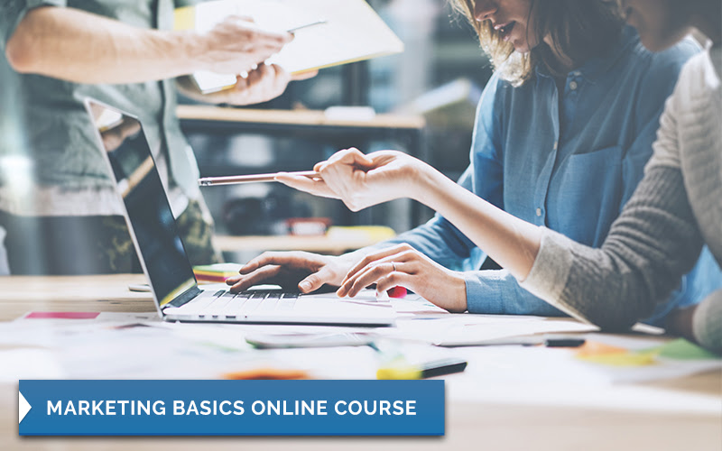 Course 5:Certificate In Marketing Basics Online Course