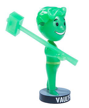 Melee Weapons Bobblehead