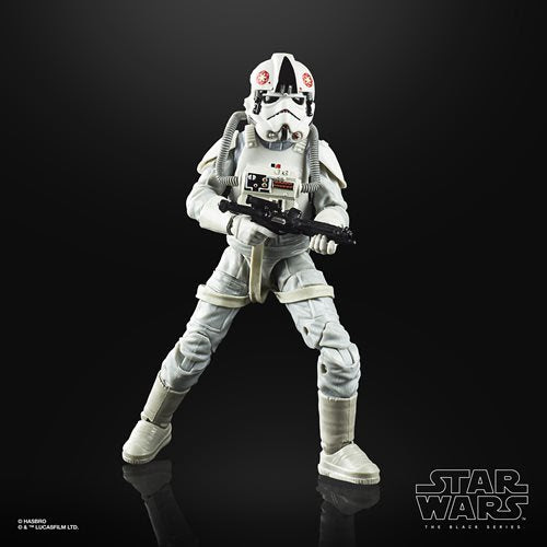 Image of Star Wars The Black Series Empire Strikes Back 40th Anniversary 6-Inch AT-AT Driver Action Figure Wave 1 - MAY 2020