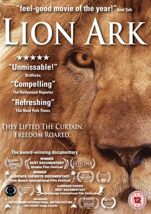 Lion Ark DVD cover 2