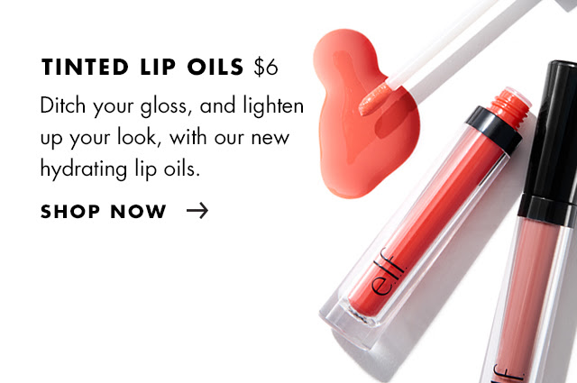Tinted Lip Oils