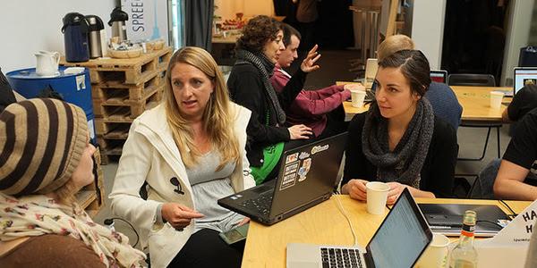 Working Open Workshop in Berlin